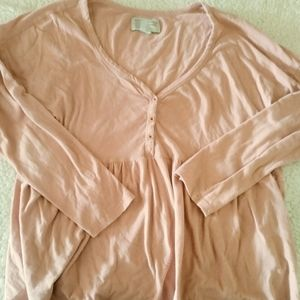 Saturday Sunday Anthropologie top small